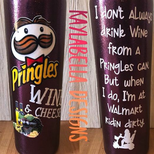 pringles wine tumbler